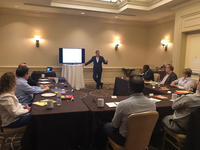 Dave Lorenzo at Strategic Sales Academy