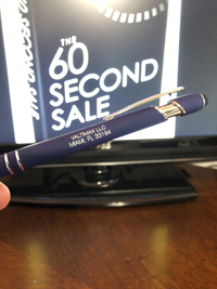 Sales Prevention Pen